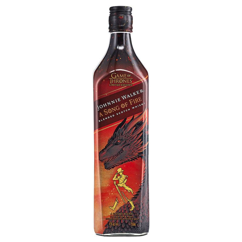 Johnnie Walker Song of Fire 750ml