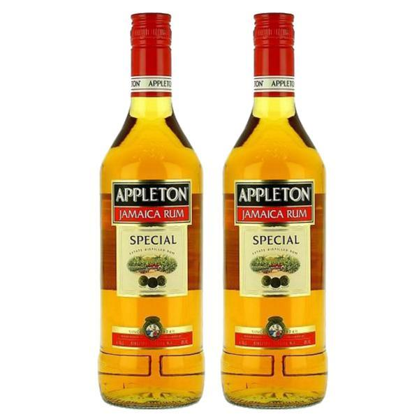 Ron Appleton Special 2 botellas 750 ml
