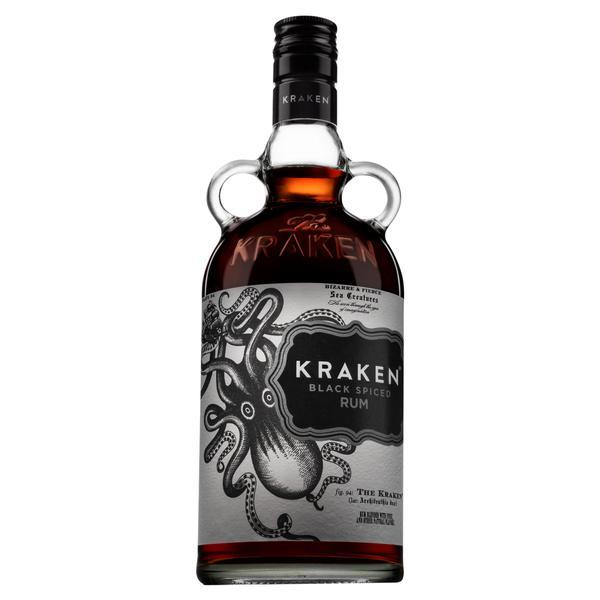 Ron Kraken Black Spiced 750 ml