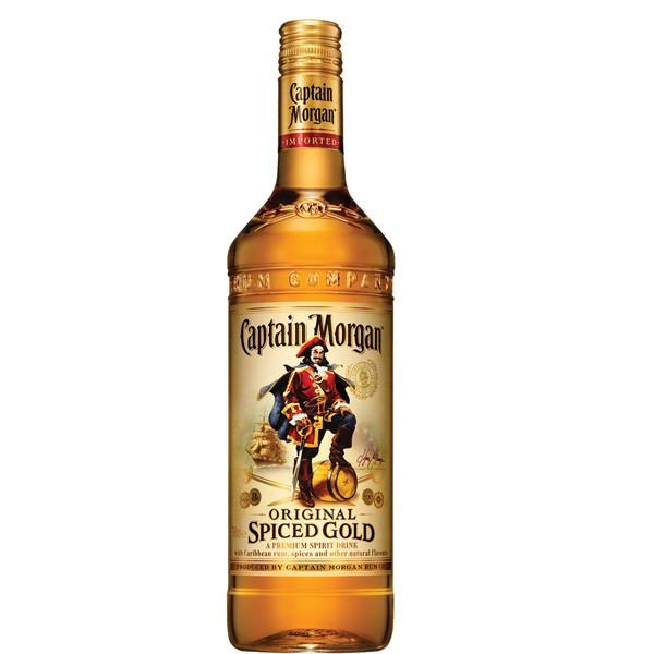 Ron Captain Morgan Spiced 700 ml