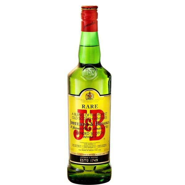 Whisky J&B 1000 ml