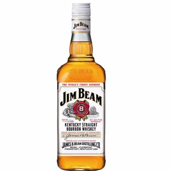 Whisky Jim Beam White 750 ml