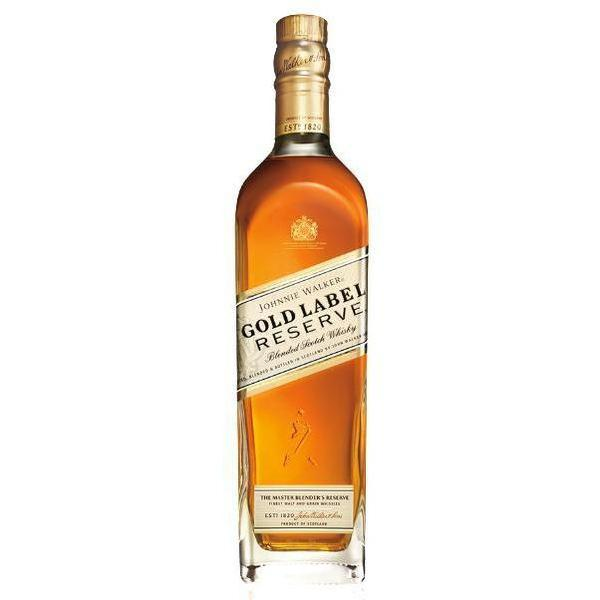 Whisky Johnnie Walker Etiqueta Dorada Reserve 750 ml
