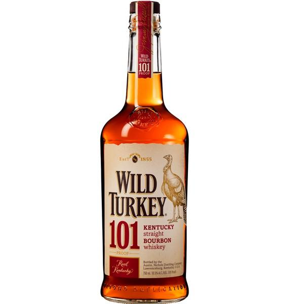 Whisky Wild Turkey Bourbon 750 ml