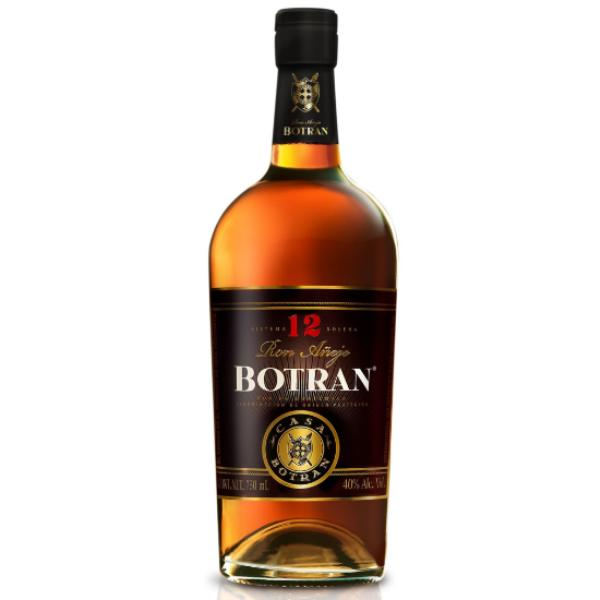 Ron Botran Añejo 12 750 ml