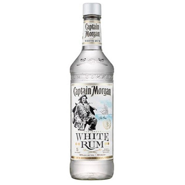 Ron Blanco Captain Morgan White 750 ml