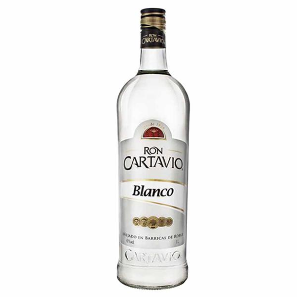 Ron Cartavio Blanco 1000 ml
