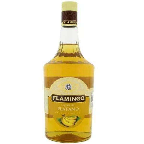 Crema Flamingo Plátano 1000 ml