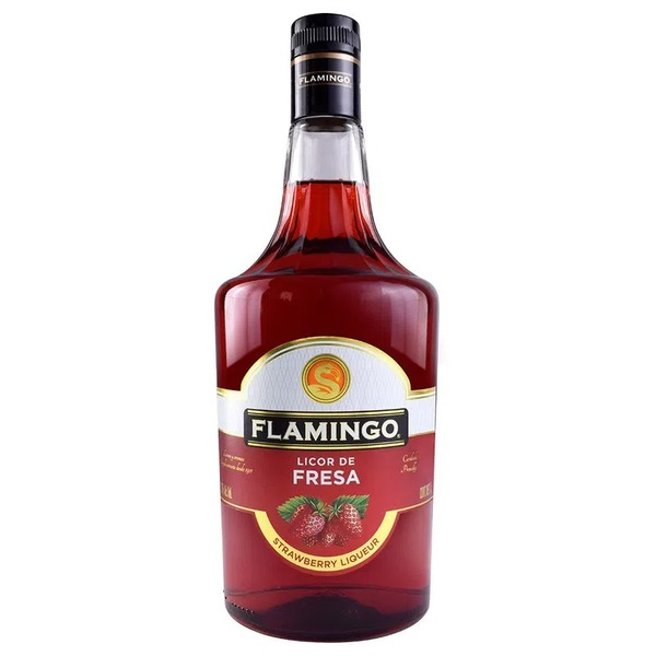 Crema Flamingo Fresa 1000 ml