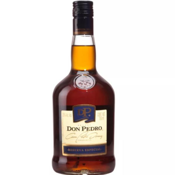 Brandy Don Pedro Clasico 700 ml