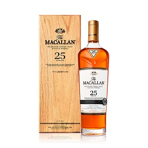Whisky The Macallan 25 700 ml
