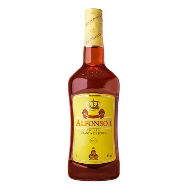 Brandy Alfonso I Solera 700 ml