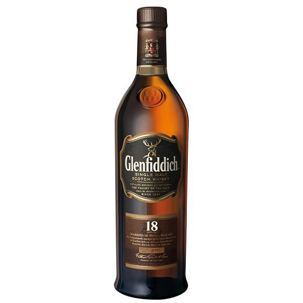 Whisky Glenfiddich 18 años 750 ml