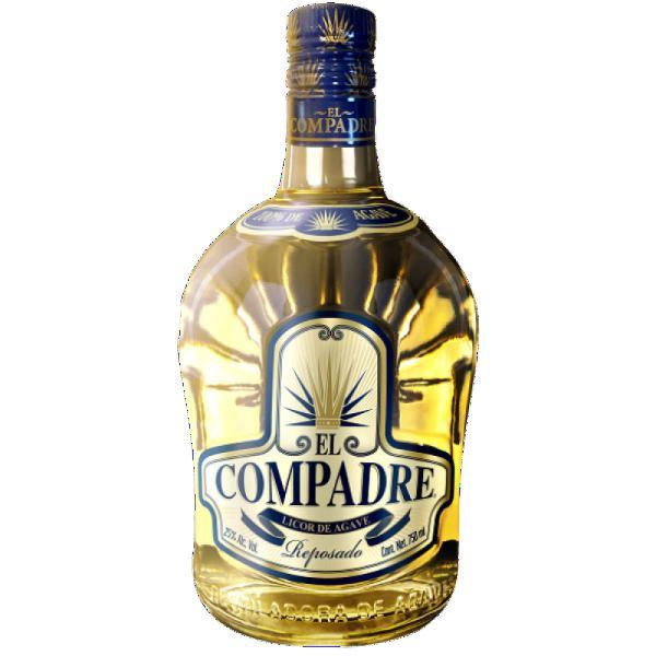 Tequila El Compadre 1750 ml