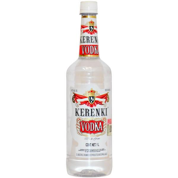 Vodka Kerenki PET 1000 ml
