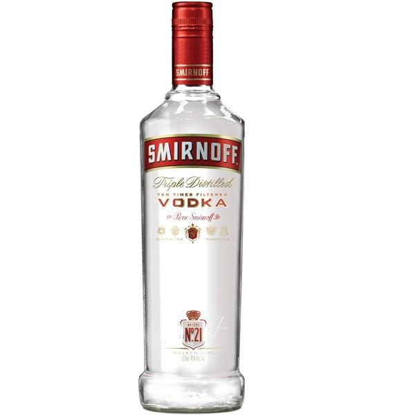 Vodka Smirnoff 1000 ml
