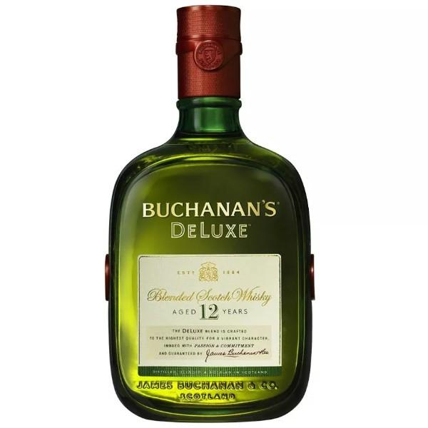 Whisky Buchanans 12 Años 1000 ml