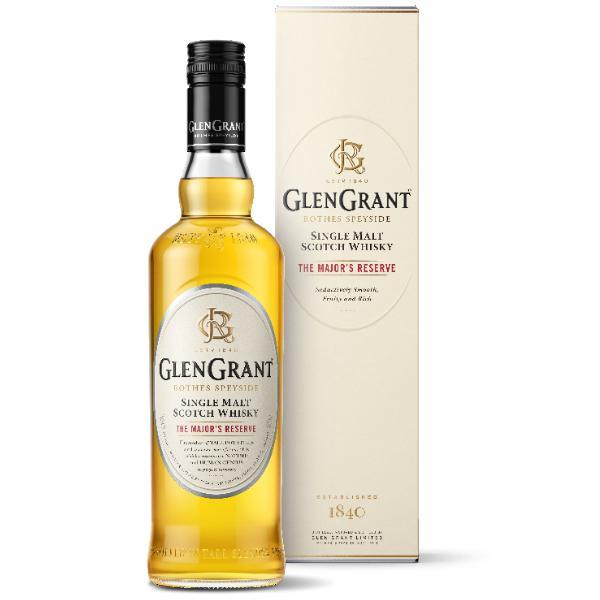 Whisky Glen Grant Single Malt 700 ml