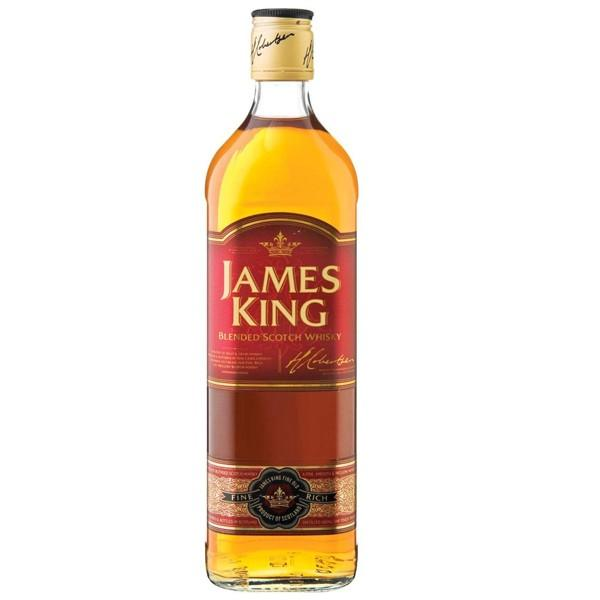 Whisky James King Etiqueta Roja 750 ml