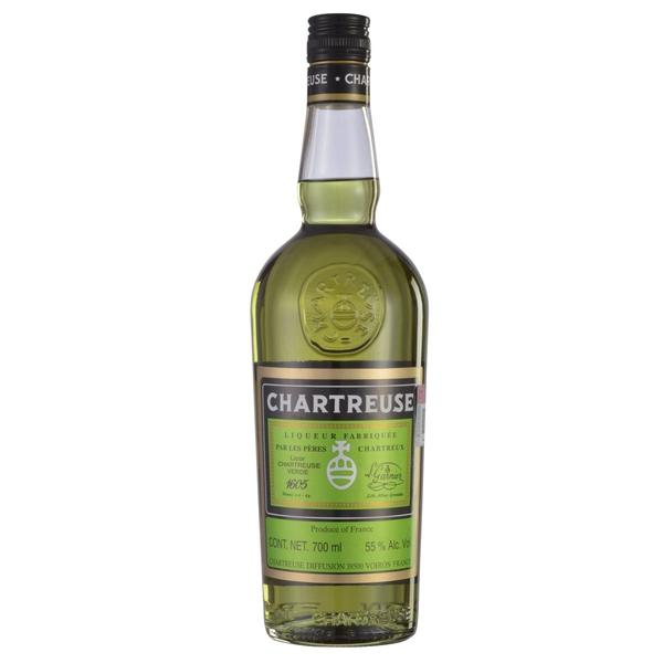 Licor Chartreuse Verde 750 ml